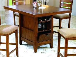 kitchen island table with storage. Counter Height Table With Storage Rosco In Kitchen Island Tables Ideas I
