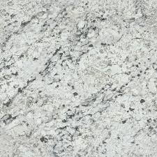 Formica Brand Laminate Patterns 48-in x 96-in White Ice Granite Matte  Laminate