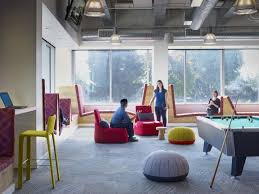 cool office games. Cool Offices: LinkedIn Headquarters By AP+I Design In Sunnyvale, USA Office Games O