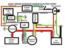 wiring diagram for chinese 110 atv efcaviation com chinese atv electrical schematic at Taotao 110cc Wiring Diagram