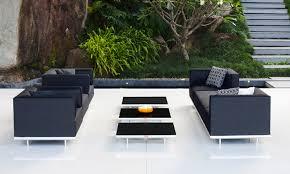 high end garden furniture. wrought iron patio furniture on umbrella and awesome high end garden t