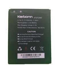 Karbonn Titanium S5 with 2000 mAh ...