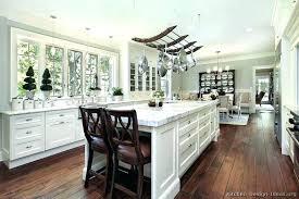 white kitchen wood floor. Modren Kitchen Gray Hardwood Floors In Kitchen Kitchens With Wood  White To White Kitchen Wood Floor 4