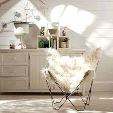 fur erfly chair fur erfly chair furniture white fur erfly chair cover