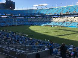 Bank Of America Stadium Section 339 Rateyourseats Com