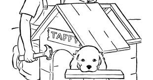 Kleurplaten Honden Kleurplaten Kleurplaat Hond