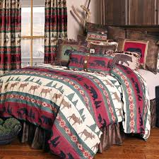 country quilts add rustic charm to your bedroom with primitive bedding comforters and king style