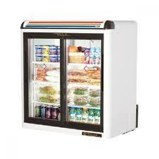 true gdm 9 ld 2 sliding glass door countertop merchandiser refrigerator 9 cu ft