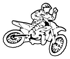 92 Dessins De Coloriage Moto Ktm Imprimer
