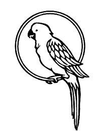 Kleurplaat Vogel Animaatjesnl
