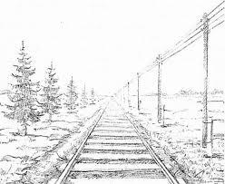 Основы рисунка А Ф Шембель Понятие о перспективе Рисунок 8