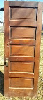 5 panel wood interior doors. Old Interior Doors Wood Door Antique Building Supply Sold By 5 Panel .