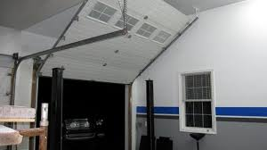 high lift garage door openerHigh Lift Garage Door Conversion For Car Lift Intended For Elegant