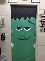 Halloween door :)