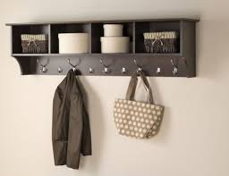 Wall Mounted Coat Rack Plans Interior Clever Designs Ideas Of Wall Mounted Coat Rack With 81