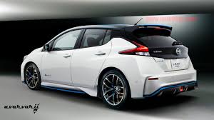 2018 nissan leaf nismo. contemporary 2018 what you see here are renderings from artist andrei avarvarii of what a nissan  leaf nismo could look like of course it has the lowered suspension and  for 2018 nissan leaf nismo n