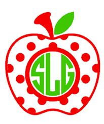 1 teacher apple clipart. pin apple clipart polka dot #1 1 teacher