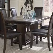 bwood double pedestal dining table by jarian at del sol furniture
