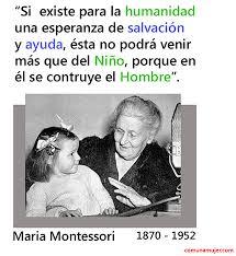 MONTESSORI - FAMILIA E INFANCIA