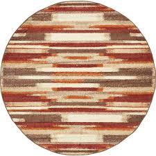 harvest multi 8 x 8 39 round rug