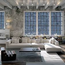Masculine Male Decorating Living Room Ideas