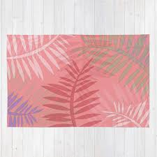 pink area rug decorative rugs mauve green by designbyjuliabars blue and pink kitchen rugs