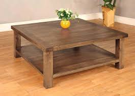 coffee table wood beautiful square wooden coffee table large for wood designs 4 coffee table legs