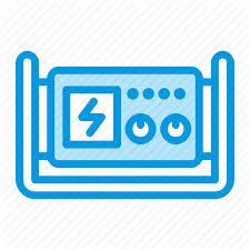 power generator icon. Delighful Power Equipment Generator Power Rental Icon In Power Generator Icon T