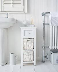 new england style bathroom cabinets. the white lighthouse bathroom furniture. bar harbor free standing storage furniture with 3 drawers. new england style cabinets