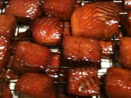 smoked cand salmon