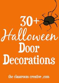 classroom door decorations for halloween. classroom door decorations for halloween