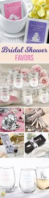 47 Bridal Shower Favors your guests will actually want (and use!) Ranging  from