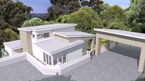 House Design Skillion Roof