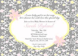 Free Bridal Shower Invitation Wording Ideas  Bridal Shower Cute Baby Shower Invitation Ideas