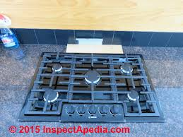 how to install a gas cooktop. Perfect Install Bosch Gas Cooktop Installed C Daniel Friedman For How To Install A Gas Cooktop InspectAPediacom