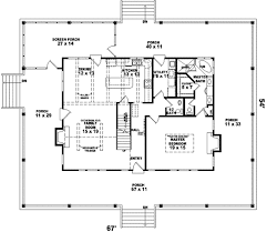 Farmhouse Style House Plan  3 Beds 250 Baths 2200 SqFt Plan 814952200 Sq Ft House Plans