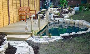 Small Picture Garden Design Garden Design with Pond waterfall ideas on