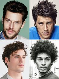 men s hairstyles haircuts for triangle face shapes