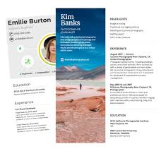 An Impressive Resumes Online Resume Maker Make Your Own Resume Venngage