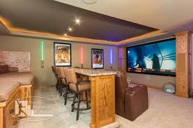 basement home theater bar. Basement Movie Theater Ideas Theatre Home Bar Basketball Room O