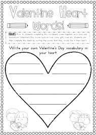 13 best Valentine's Day Worksheets and More! images on Pinterest ...