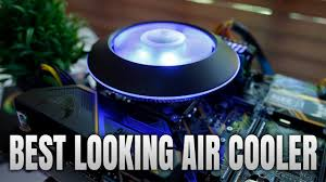 Best Looking RGB Air Cooler - <b>Cooler Master MasterAir</b> G100M ...