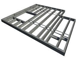 Floor Framing Design Metal Framing Floor Agacad Tools4bim