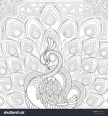 Small Picture Awesome Peacock Coloring Page 91 On Coloring Pages for Adults with