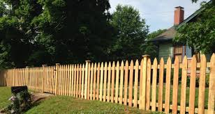 fences.  Fences Picket Fences With Home Depot