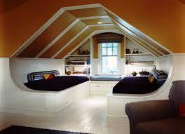 Photo 5 of 6 Converting Garage Attic Into Living Space #5 Kids' Room. Attic  Conversion