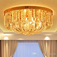 crystal ceiling chandelier luxury royal european round classic led chandelier lights for hotel villa living room bedroom ceiling chandeliers crystal
