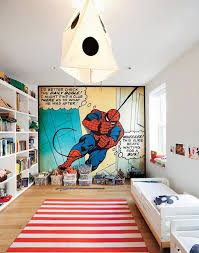 Boys Spiderman Bedroom Ideas 3