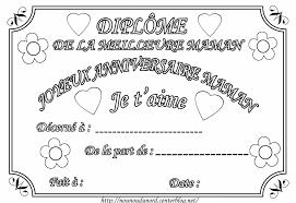 Dessins Coloriage Joyeux Anniversaire Imprimer Bon Carte Maman L Dessin De Joyeux Anniversaire A Imprimer L