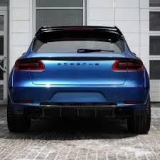 Тюнинг Porsche Macan <b>turbo</b> (Порше Макан <b>турбо</b>) URSA ...